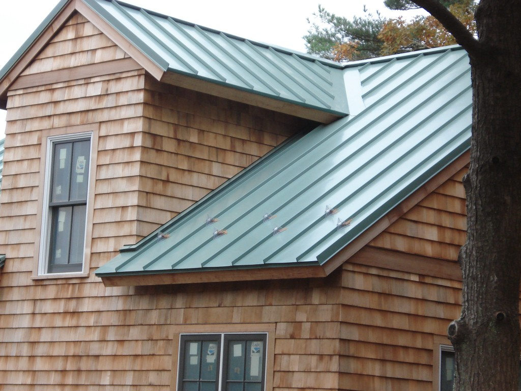 Metalroof Info Residential Metal Roof Cost Info The