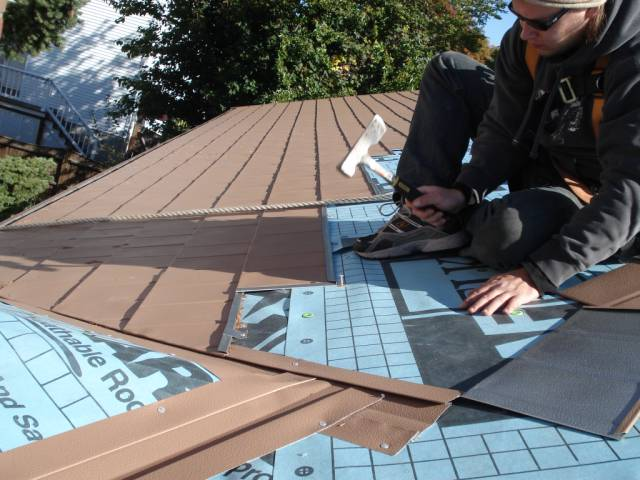 How To Install Metal Roofing Diy Guide Metalroof Info
